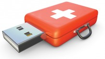 USB bellekle bilgisayar tamiri